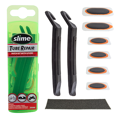 PATCH KIT SLIME w/2-TIRE LEVERS