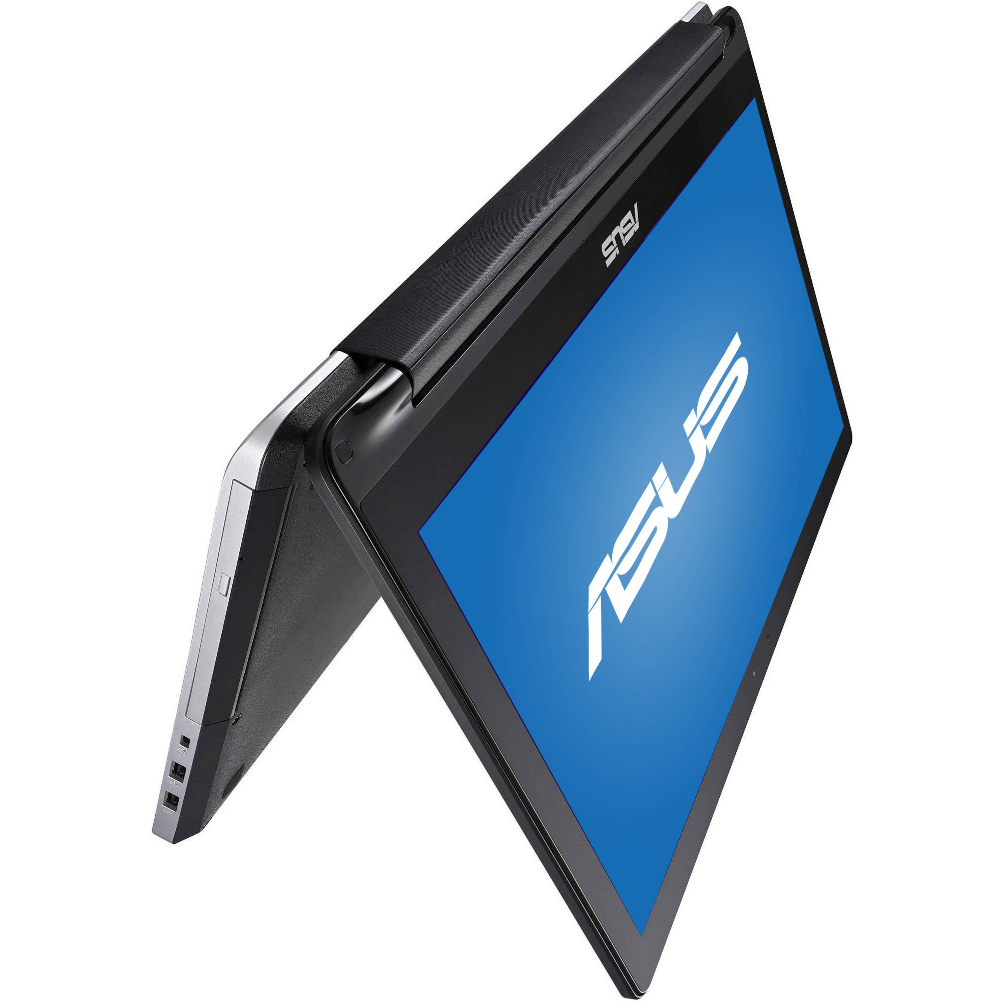 "ASUS Black/Silver 15.6"" R554LA-RH51T(WX) Laptop PC with Intel Core i5-5200U Processor, 6GB Memory, touch screen, 1TB Hard Drive and Windows 10"