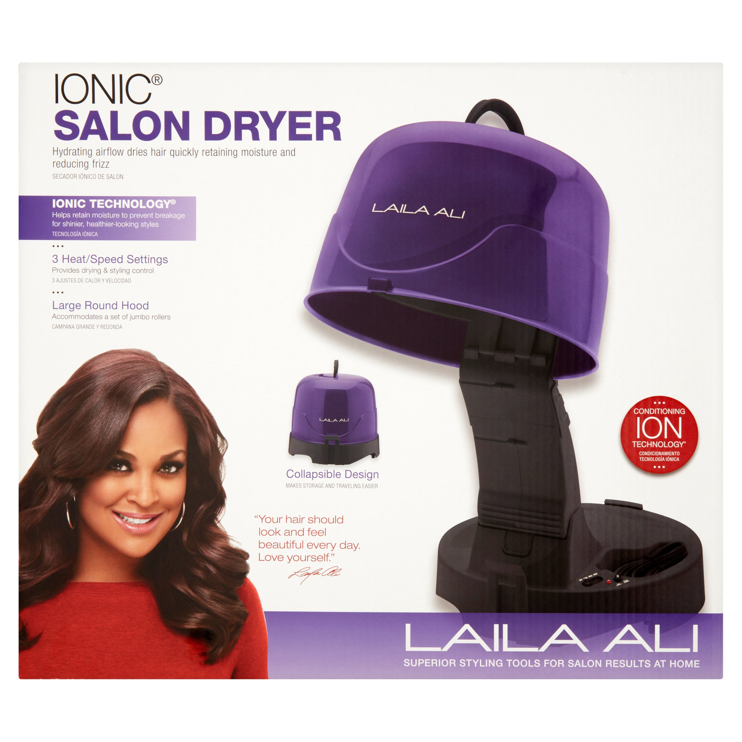 Laila Ali Ionic Salon Dryer