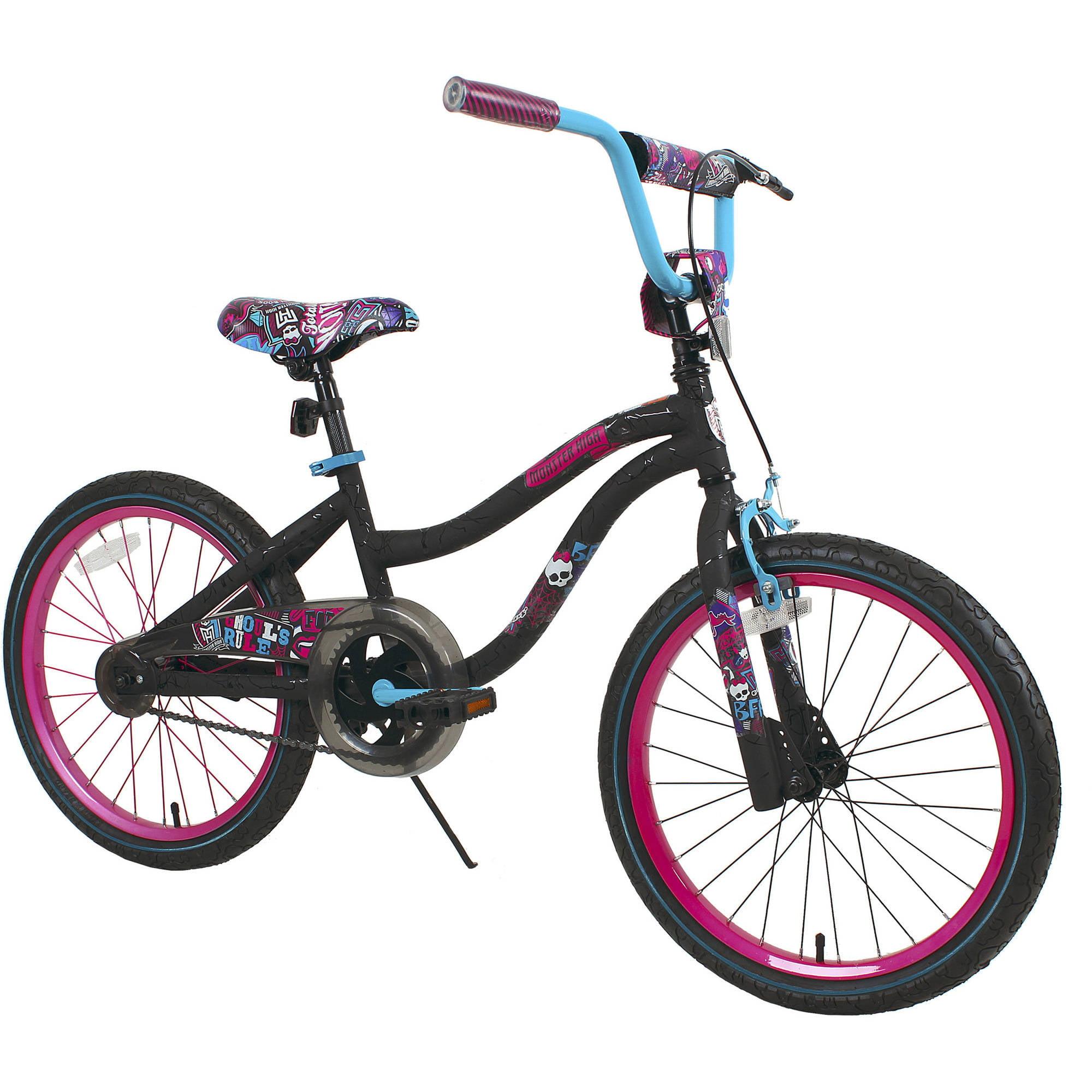 "20"" Monster High Girls' Bike by Dynacraft"