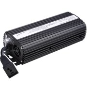 600W Dimmable HPS MH Digital Electronic Ballast for Hydroponic Grow Light 120/240V UL