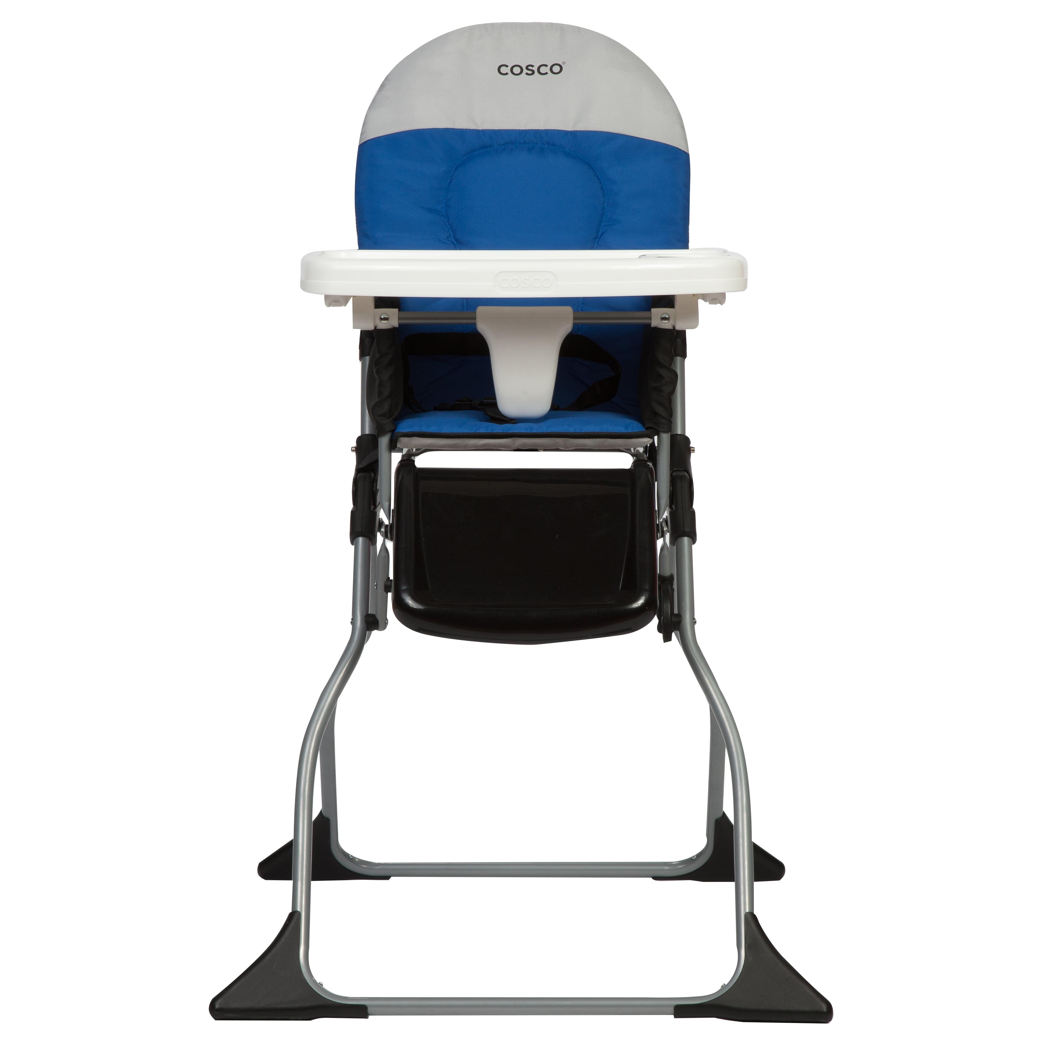 Cosco Flat Fold High Chair Kontiki Walmart Com