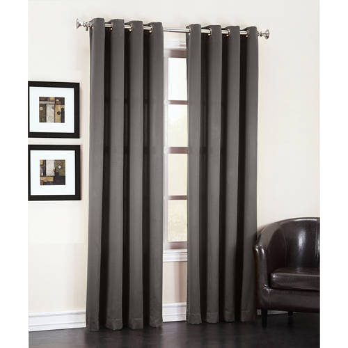 Sun��Zero��Madison��Room-Darkening��Grommet��Curtain��Panel Available In Multiple Colors And Sizes
