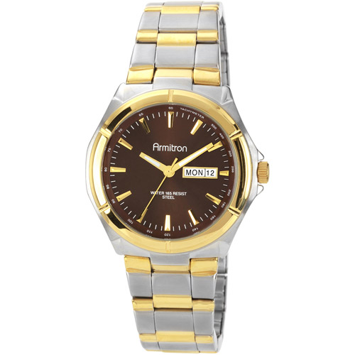 Armitron Men's Dress Watch, Two-Tone