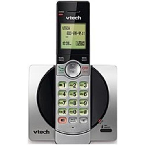 VTech CS6919 DECT 6.0 Expandable Cordless Phone - Silver, Black (Refurbished)