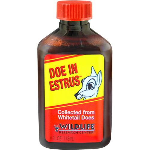 Wildlife Research Center Doe In Estrus Deer Scent, 4 oz