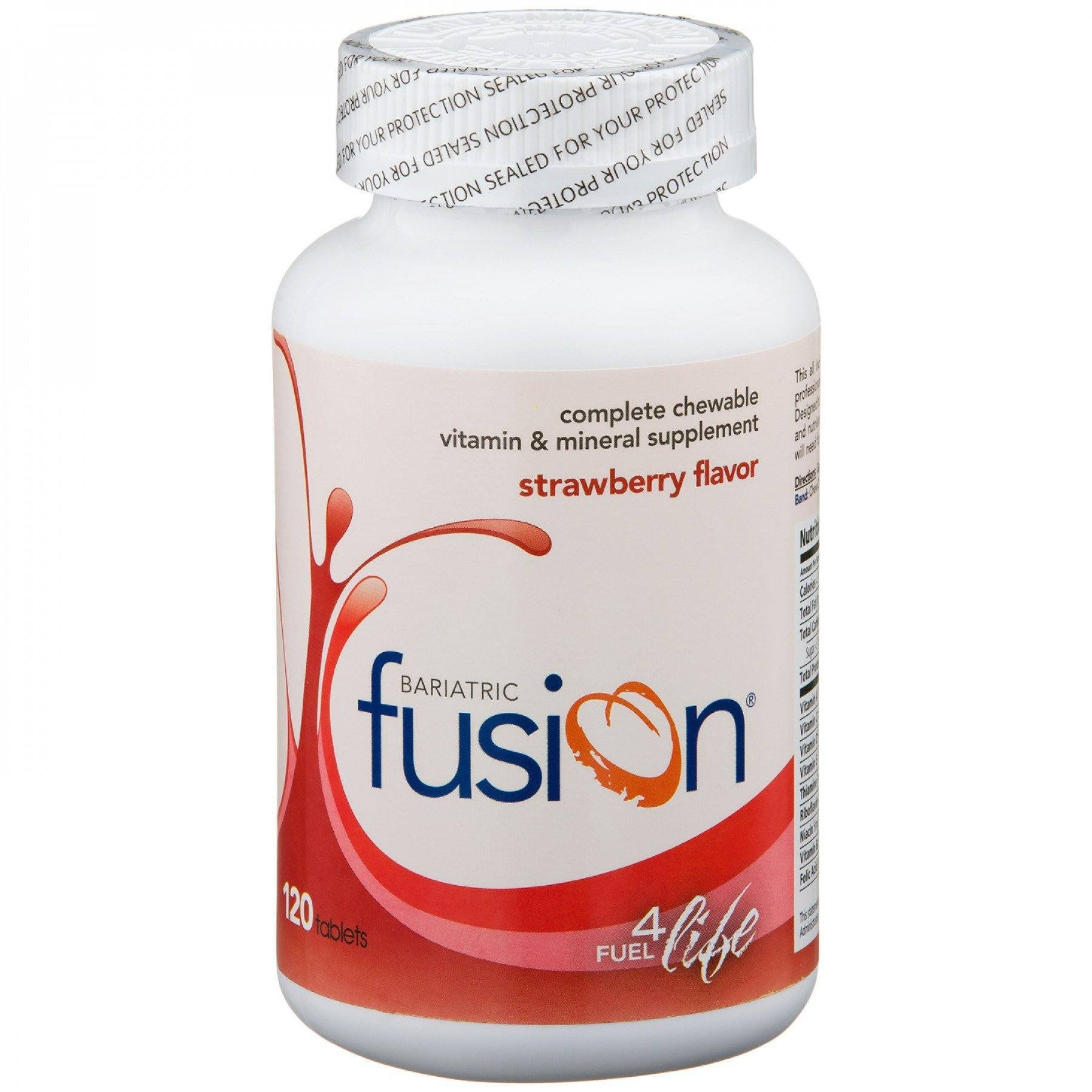 Bariatric Fusion Multivitamin and Mineral Supplement - Available in 5 Flavors!