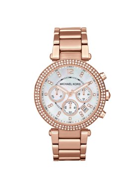 7b59bb8cfe38 Product Image Women s Parker Stainless Steel Rose Gold-Tone Watch