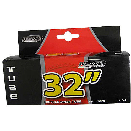 "Kent 32"" Bicycle Tire Tube, Black"