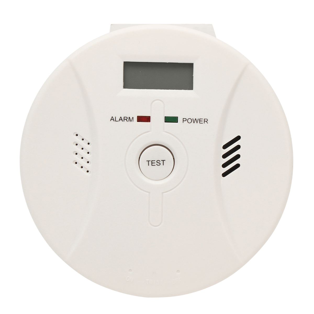 Fire Protection Hearty New Arrive Audio Carbon Monoxide Detector Co Gas Poisoning Smoke Fire Alarm Warning Sensor Monitor Home Kitchen