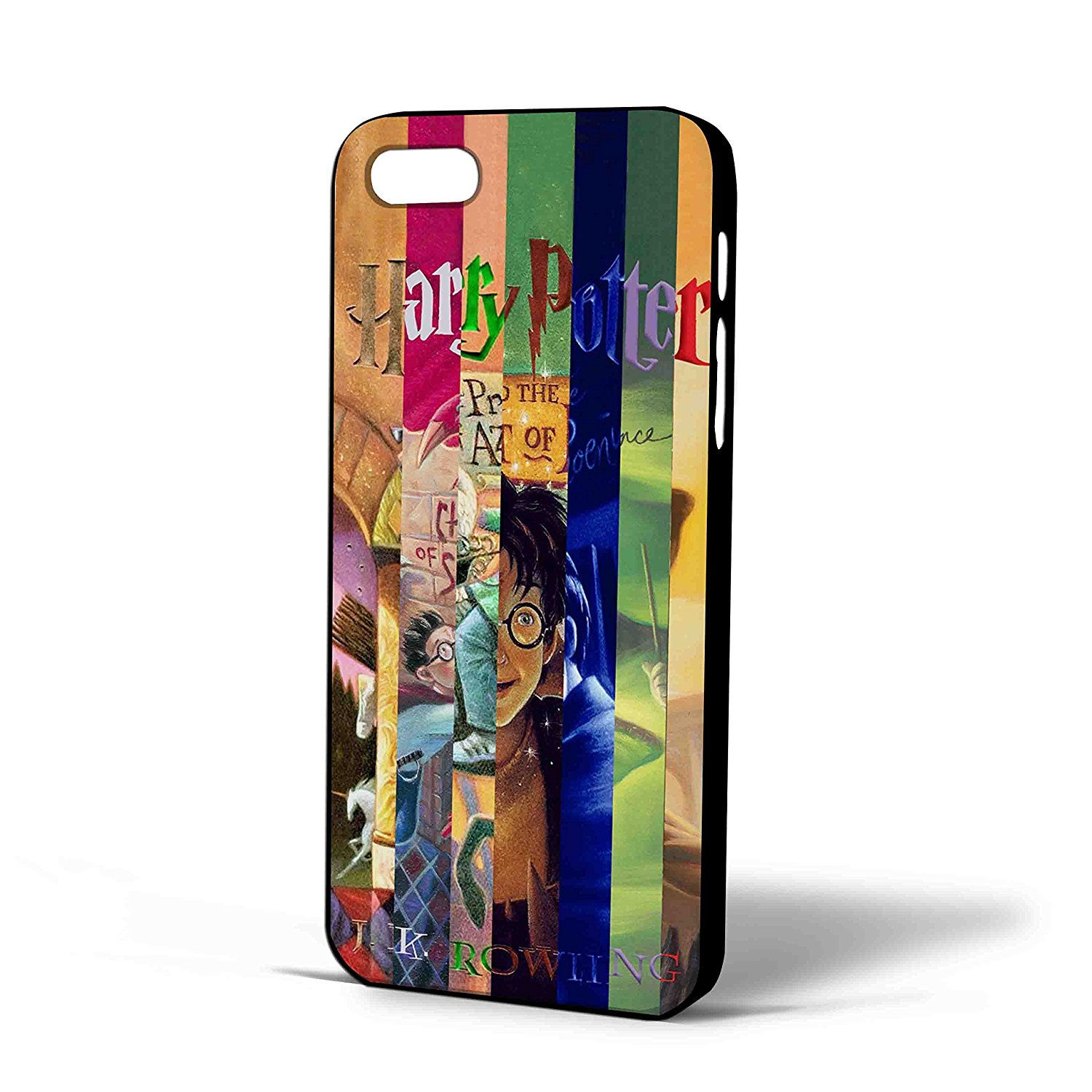 Ganma Harry Potter Book Case For iPhone Case (Case For iPhone 6 White)