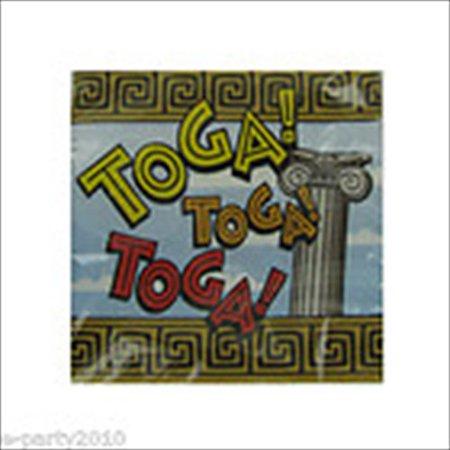 Greek Toga Small Napkins (16ct)