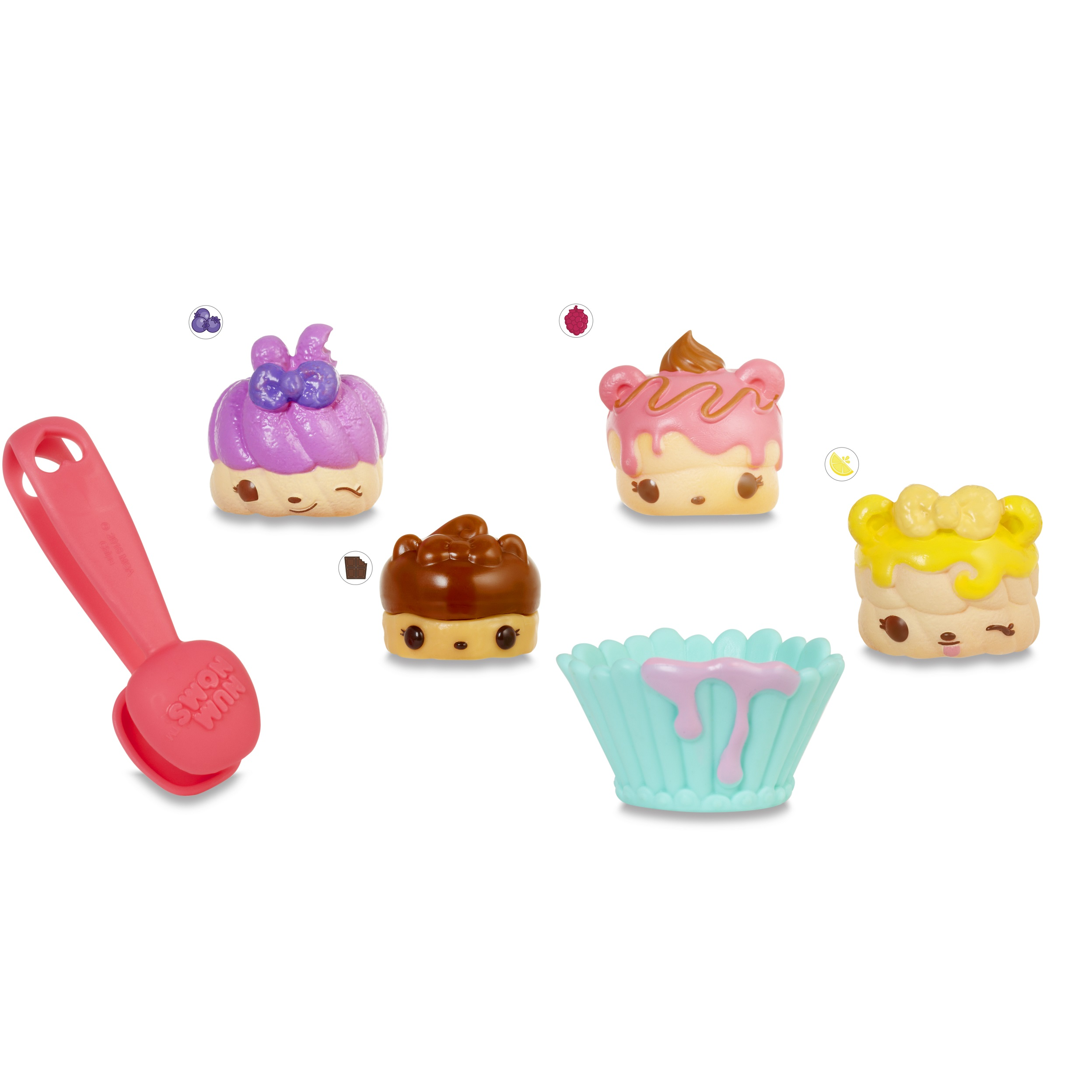Num Noms Starter Pack Series 4- Frosted Donuts