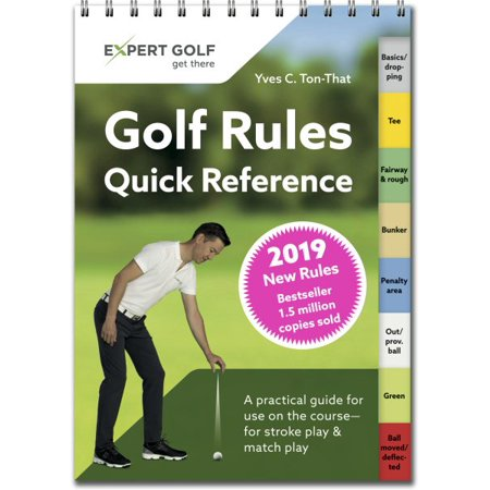 Golf Rules Quick Reference 2019 (Best New Rifles 2019)