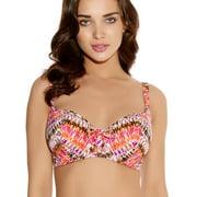 Freya AS3756 Inferno Underwire Sweetheart Bikini Swim Top