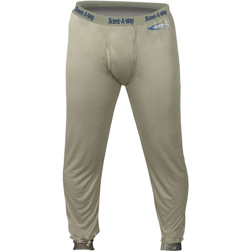 Hunter's Specialties HS Tek 4 Scent-A-WAY Heavy Weight Pants, Champagne, Small
