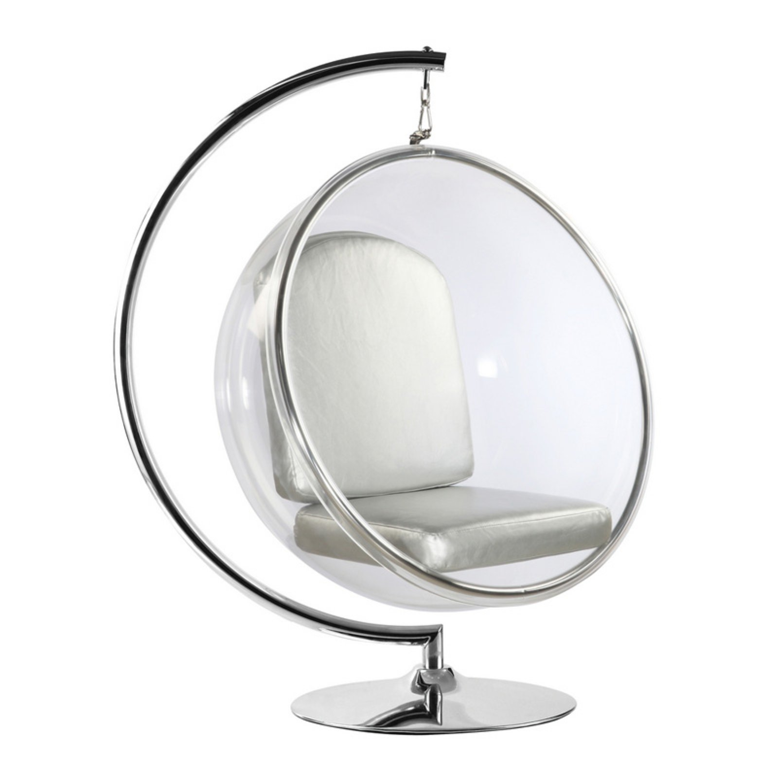 Aron Living Bubble Chair with Optional Stand