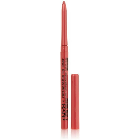 NYX Retractable Lip Liner, Nude Pink [MPL06], 1 ea (Pack ...