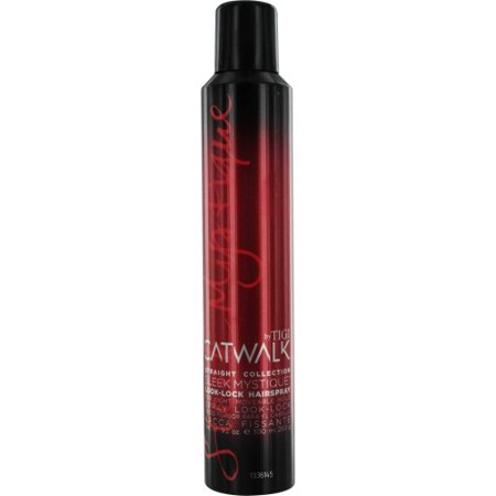 (TIGI Catwalk Straight Collection Sleek Mystique Look-Lock Hair Spray, 9.2 oz)