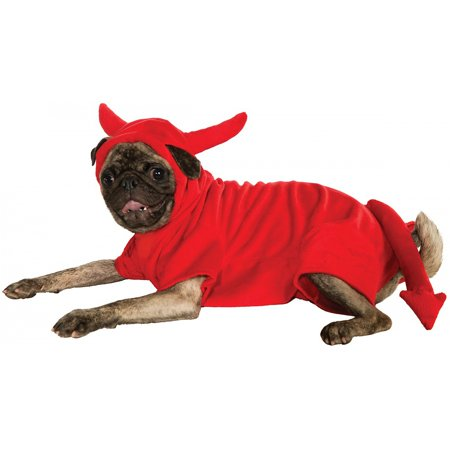 Devil Dawg Pet Pet Costume - Medium