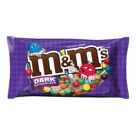 Ms Dark Chocolate Candies  10 8 Oz