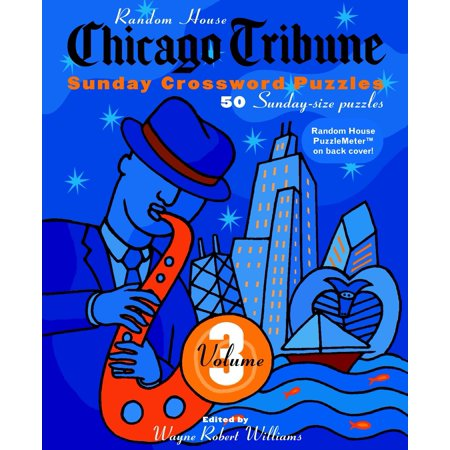 Chicago Tribune Sunday Crosswords, Volume 3