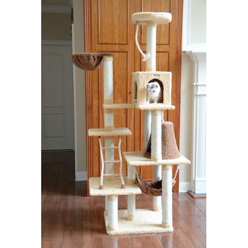Armarkat 78'' Premium Ultra-Soft Cat Tree