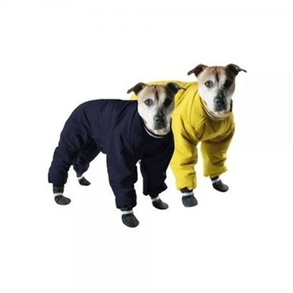 Muttluks Four Legged Nylon Reversible Dog Snow Suit, Size...