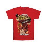 Dead Kennedys Men's  Kill The Poor T-shirt Red