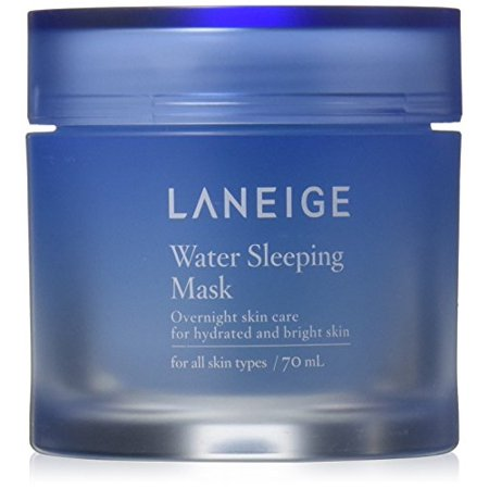 Water Sleeping Mask - Overnight Skin Care For Hydrated & Bright Skin By (Laneige Water Sleeping Pack)