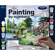 Royal Paint By Number Adult Lg Duck Feeding