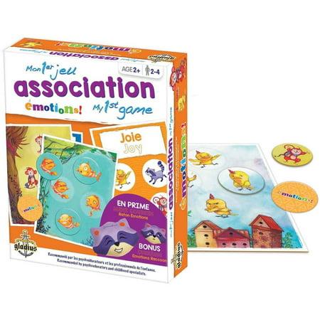 Gladius International Toddler Emotion Association Game - Children's Games For Halloween Printables
