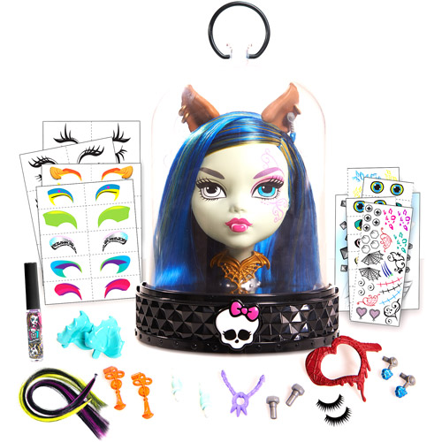 Monster High Create A Monster Styling Head