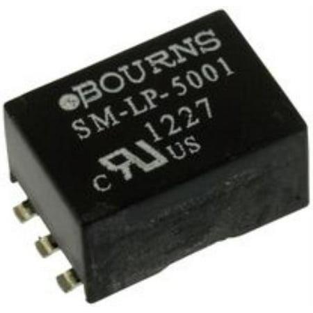 Bourns Sm-Lp-5001 Audio Transformer,  Surface Mount , Pack Of 10 300w Surface Mount Transformer