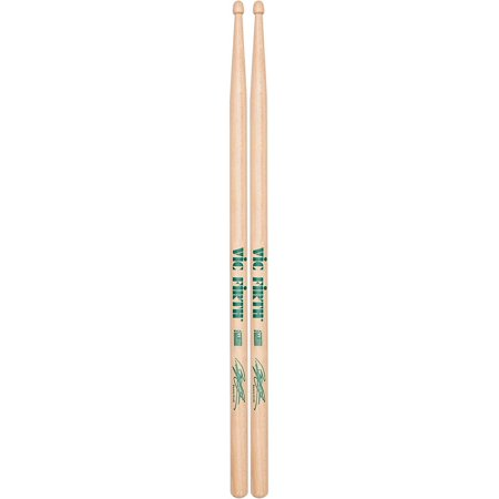 Benny Greb Signature Drum Sticks, Quantity and Sizing (Pairs) Quantity: 1 Type: Sticks Drumstick Size: Custom Diameter: .595 in. Length: 16 in..., By Vic Firth Ship from US
