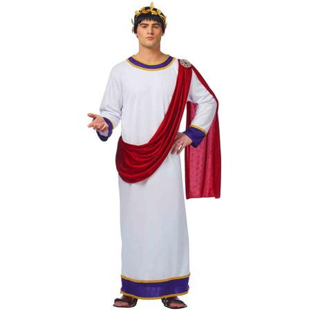 Emperor Caesar Adult Costume](Emperor Palpatine Costumes)