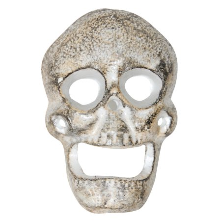 Cast Wrought Iron Skeleton Skull Head Bottle Drink Opener Halloween Prop Décor](Halloween Remake Cast)