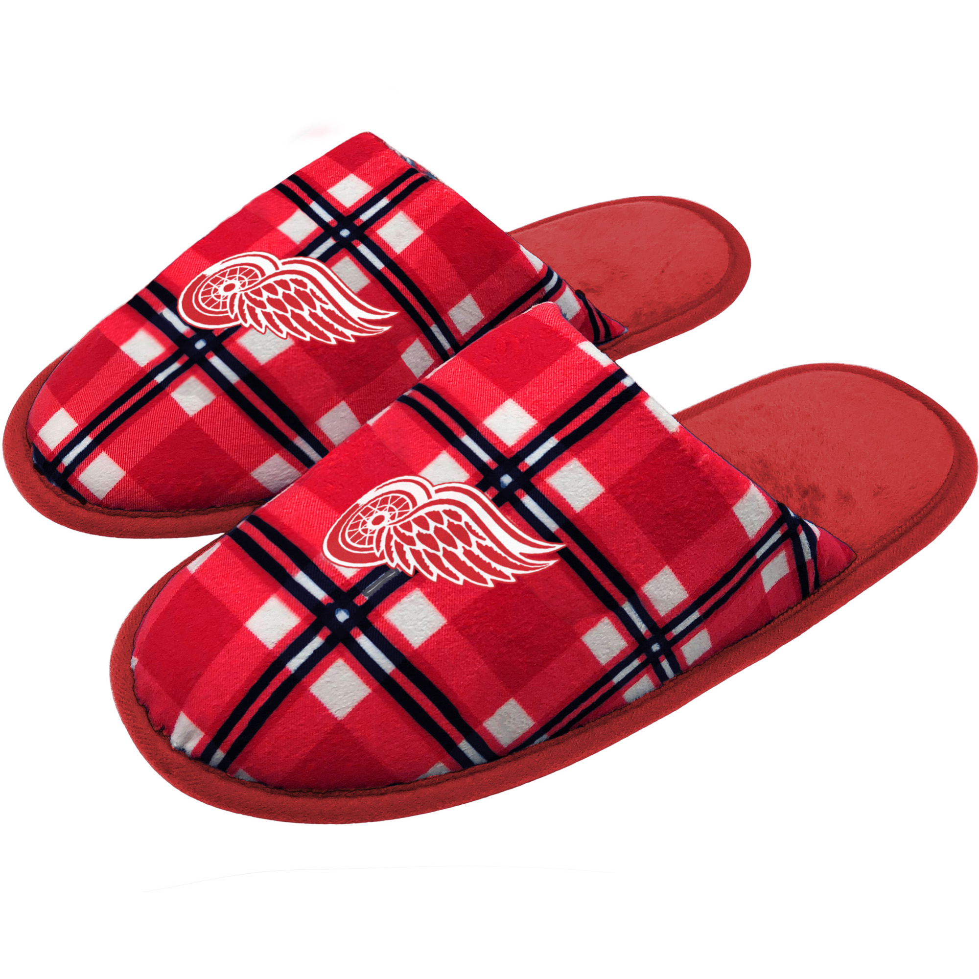 Detroit Red Wings Scuff Slide Slippers