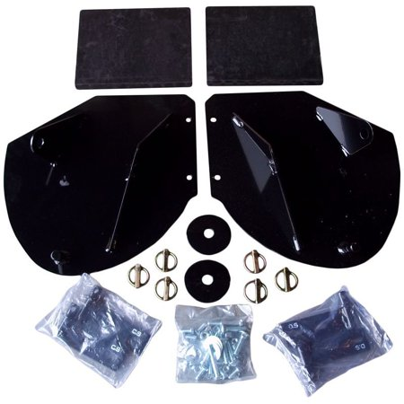New HEAVY DUTY SNOW PLOW PRO-WING BLADE EXTENSIONS for Blizzard Snowplow Blade by The ROP - Pro Plow