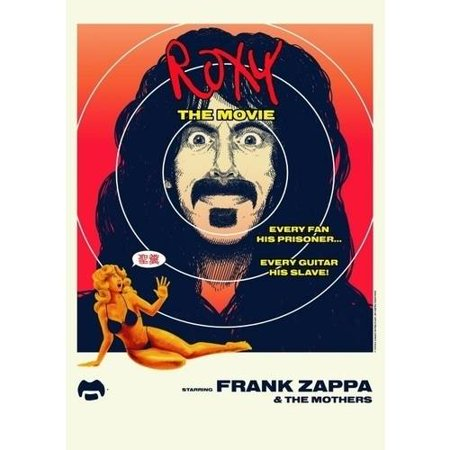 Frank Zappa: Roxy, The Movie