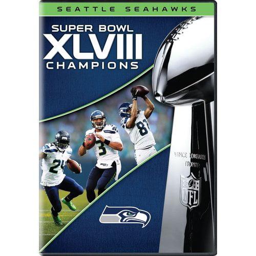 NFL: Super Bowl XLVIII Champions - Seattle Seahawks