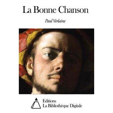 La Bonne Chanson - eBook (La Chanson D'halloween)