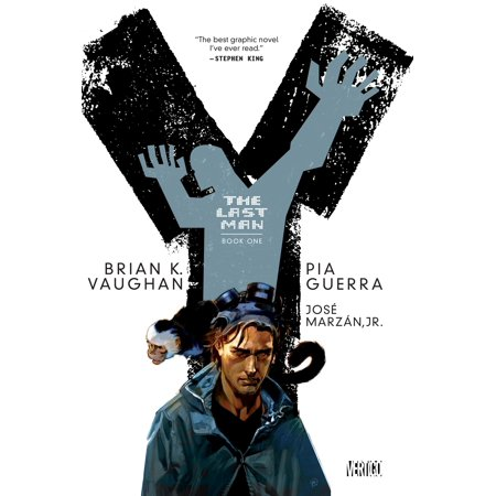 Y: The Last Man Book One - The Last Halloween Comic