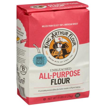 King Arthur All Purpose Unbleached Flour  5 Lbs