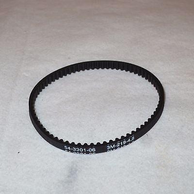 Miele Power Nozzle Vacuum Belt 04897760, SEB 213, 217 Power Turbo Brush, STB 205 [Single Belt]