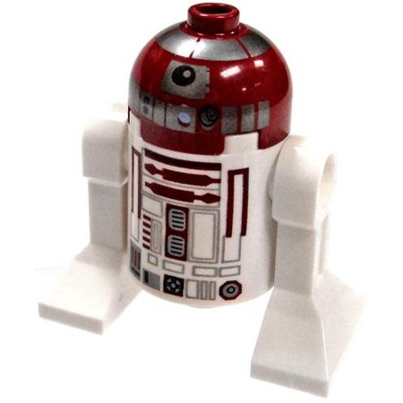 Lego Star Wars R4 P17 Droid Minifigure From Set 75006