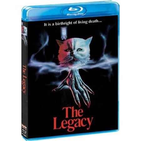 The Legacy  Blu Ray   Widescreen