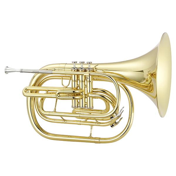 Jupiter Qualifier Marching Bb French Horn, JHR1000M