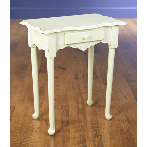 AA Importing 1 Drawer End Table by AA Importing