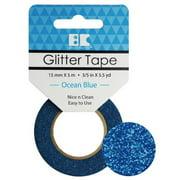 GTS013 BEST CREATION GLITTER TAPE OCEAN BLUE